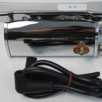 Ignition Coil / Zündspule 6V – Chrom # 31604-48 passend für Harley Davidson WLA WLC WL Flathead Panhead